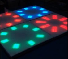 1*1m Wedding Stage Decoration new product Led RGB Dance Floor
