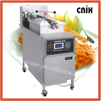 deep fried chicken machine/broaster pressure fry/erventless fryer