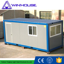 China Manufacturer Small Prefab Economical Container House