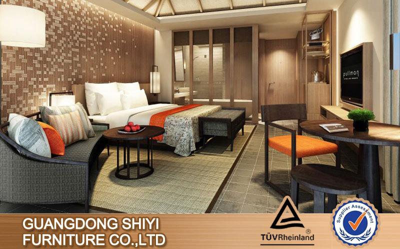 2015 Luxus moderne schlafzimmermöbel/5 Sterne holz Hotelzimmer ...