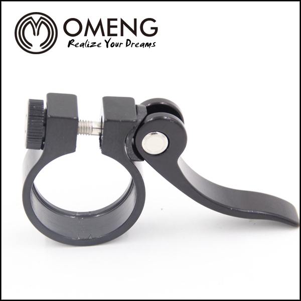 quicke release bike seat post clamp
