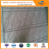 Good quality Gabion boxes and Reno mattresses ASTM 975