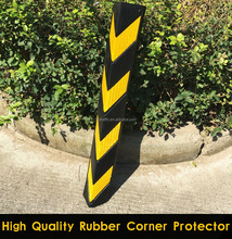 High Quality rubber reflective corner guard corner protector