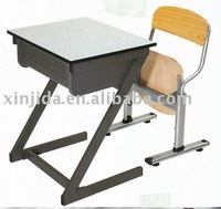 student desk and chair,school furniture,school desk and chair