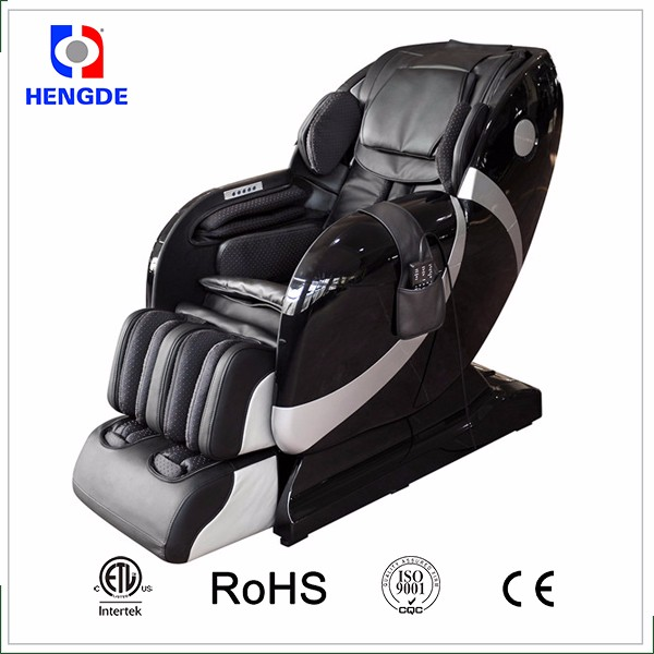Good quality custom l-shape track massage chair