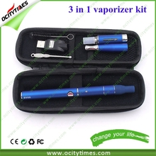 2015 colorful vape 1100mah large capacity battery e-cigarette 510 ceramic wax atomizer dry herb 510 e-cigarette wholesale