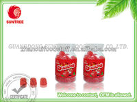 Healthy halal vitamin gummy candy