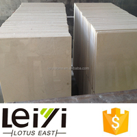 Spanish beige color marble thin slab crema marfil