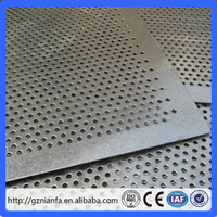 perforated sheet metal/perforated metal (GuangZhou Factory)
