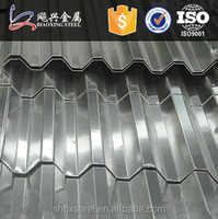 Cheap Long Span Step Tile Aluminium Zinc Roofing Sheet
