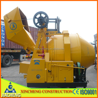 JZR350 portable diesel concrete mixers for sale in malaysia