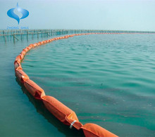PVC fences Oil Spill Containment fence Boom