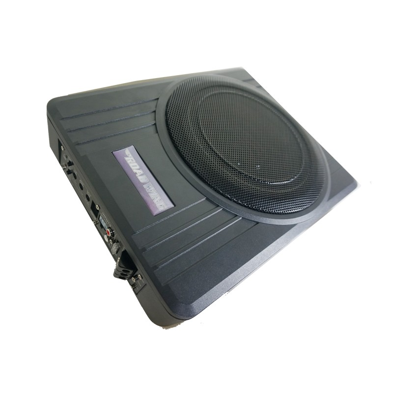 professional underseat slim 12v dc car subwoofers 10 spl