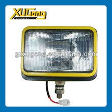 engine parts , 24V head lamp for komatsu