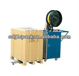 High Quality Factory Price Semi Automatic Pallet Carton Tape Bundling Machine