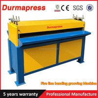 Bending Grooving Machine for sheet metal