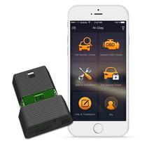 2017 new obdii device for car diagnostic easy to take away work together with smart phone support andriod and IOS
