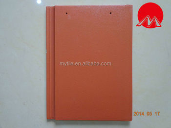 light weight ceramic plain roof tile