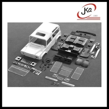 Super Scale 1:10 rc Land Rover Defender kit body Set D90 Body for RC Crawler Truck chassis