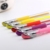 School Kids Metallic Silver Colors Gel Ink Pens With Logo pen set