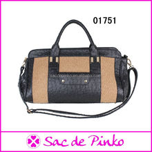 Antique ostrich leisure handbag women's handbags 2014