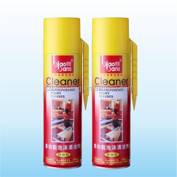 620ml cleaning foam for oil stain