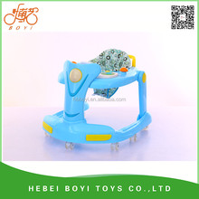 Factory wholesale cheap price new style pusher baby walker with music