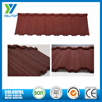 Relitop colorful roof tile manufacturer