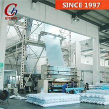 high qualityt 3-layer greenhouse plastic film extrusion machine