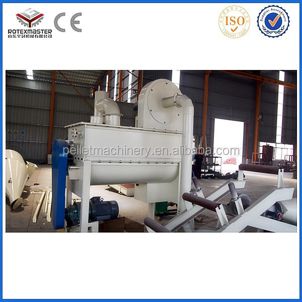 [ROTEX MASTER] Poultry Feed Making Machine,Chicken Powder Feed Hammer Mill And Mixer