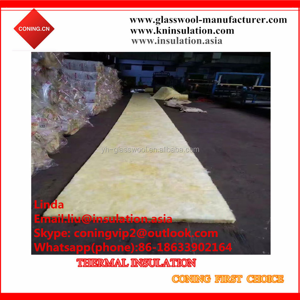 heat treatment equipment glass wool blanket / roll