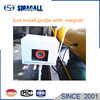 External explosion proof petrol level sensor no flange no drilling