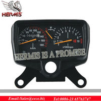 Top Quality motorcycle meter ,motorcycle lcd digital speedometer for HOND