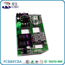 High quality pcb and assembly of fan