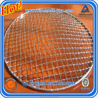 BBQ Mesh For Barbecue Grill/ BBQ Wire Mesh/ barbecue mesh