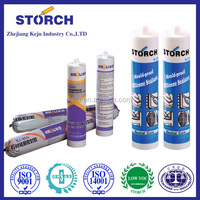 Stone neutral silicone sealant specially for structural stone material