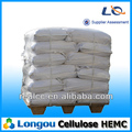 chemical hemc for insulation wall