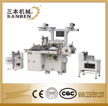 SBM-240 Automatic Blank Printed Adhesive Label Die Cutting Machine