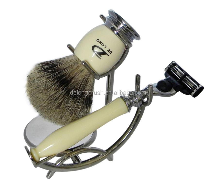 Metal Shaving Set Stand