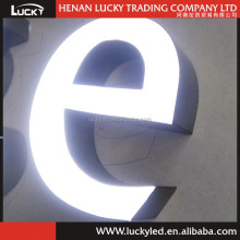 Custom Made Outdoor 3D LED Company Logo Sign Custom LED Signs