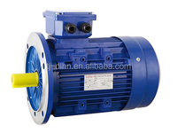 hot sale of MS series three-phase 3KW 4HPasynchronous ac electric motor with aluminium housing