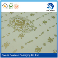Women Logo Printed oil absorption soft paper tissue paper