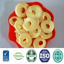 Air Dry Red Apple Rings Dried Apple Rings/Flakes Freeze Dry Fruits with Good Quality
