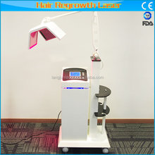 HOT low level therapy 650/670 diode laser hair growth machine