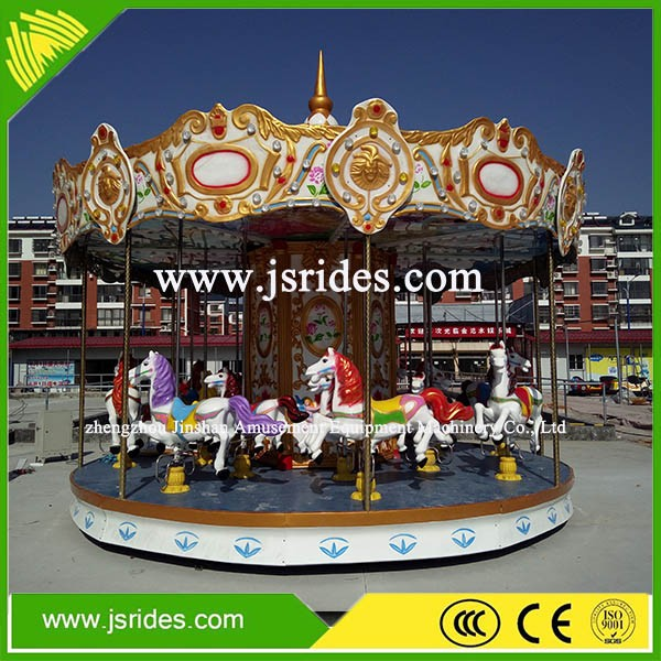 funfair carousel horse/merry go round with good price