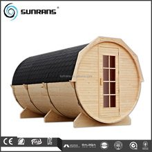 Hot Sale Luxury Portable Outdoor Sauna Steam Room
