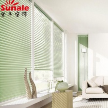 Transparent PVC and Clear Plastic Outdoor Venetian Blinds for Cafe house