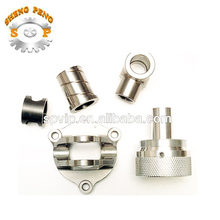 OEM cnc turned parts pc plastic pc machined parts