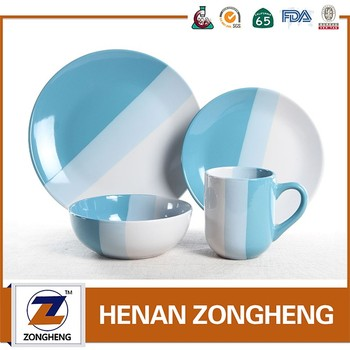 ceramic party creative qualitier tableware set wholesale from china