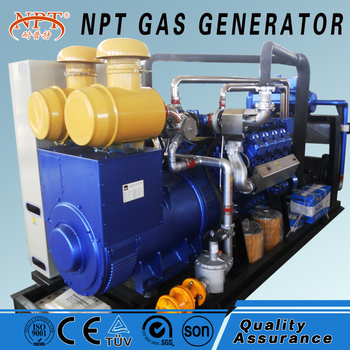 250kW Natural Gas Generator with CHP